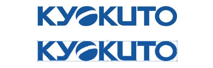 キョクトウのロゴマーク