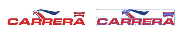 CARRERA(カレラ)のロゴマーク