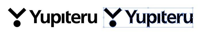ユピテル(Yupiteru)のロゴマーク
