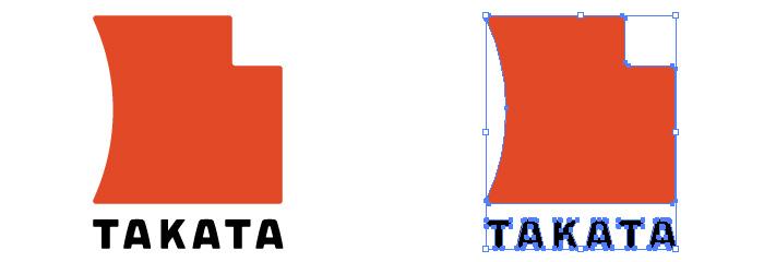 タカタ (TAKATA)のロゴマーク