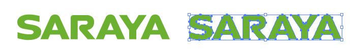 サラヤ (SARAYA)のロゴマーク