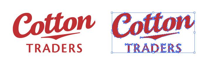 コットントレーダース(Cotton Traders)のロゴマーク