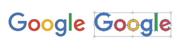 新しくなったGoogle(グーグル)のロゴマーク