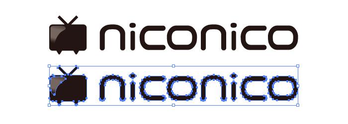 ニコニコ動画のロゴマーク