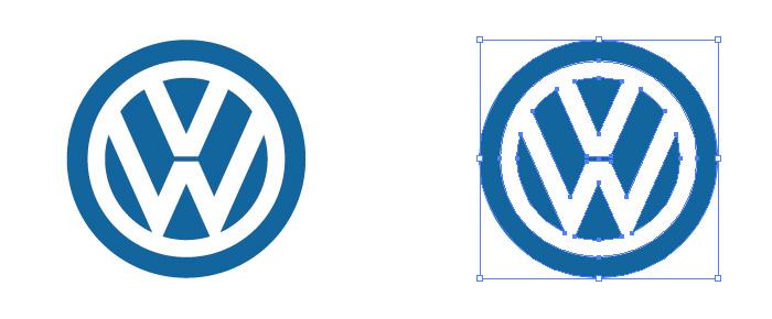 フォルクスワーゲンVolksWagen VW ロゴ