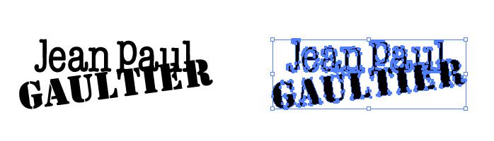 ジャン ポール・ゴルチエ(Jean Paul Gaultier)のロゴマーク