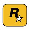 ロックスター・ゲームズ(Rockstar Games)のロゴマーク