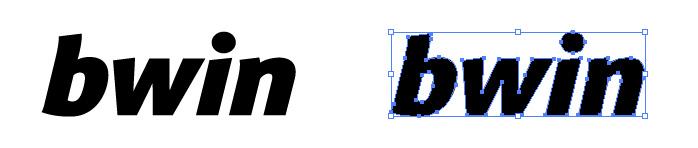 bwin(ビーウィン・パーティー・デジタル・エンターテインメント)のロゴマーク