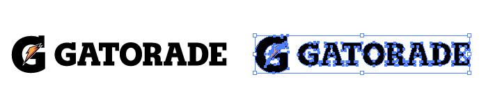ゲータレード(Gatorade)のロゴマーク