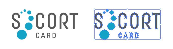 S-CORTカードのロゴマーク