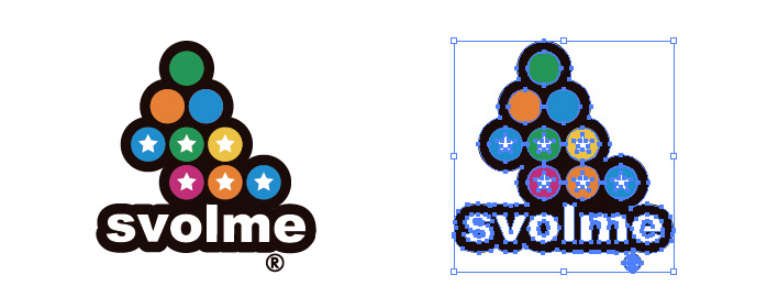 SVOLMEのロゴマーク