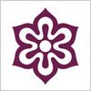 京都府章のロゴ・シンボルマーク