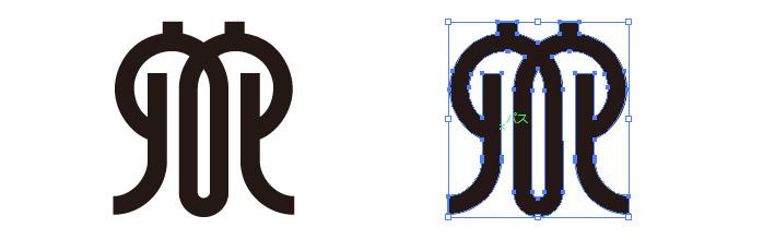 神奈川県章のロゴ・シンボルマーク