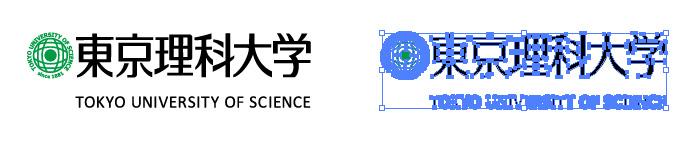 東京理科大学のロゴマーク