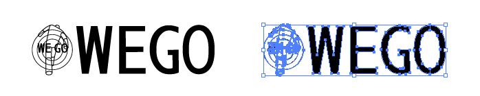 WEGO(ウィゴー)のロゴマーク