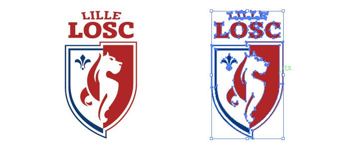 LOSCリール・メトロポールのロゴマーク