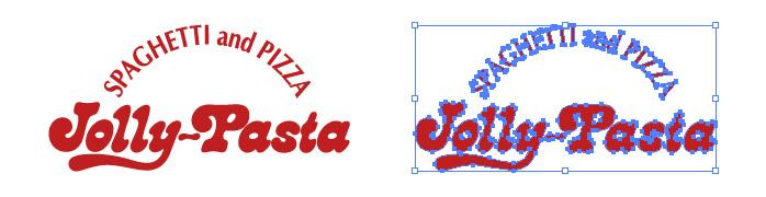 ジョリーパスタ(Jolly-pasta)のロゴマーク