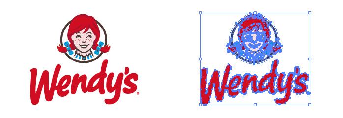 ウェンディーズ(Wendy\u0027s)のロゴマーク