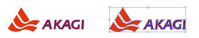 赤城乳業のロゴマーク