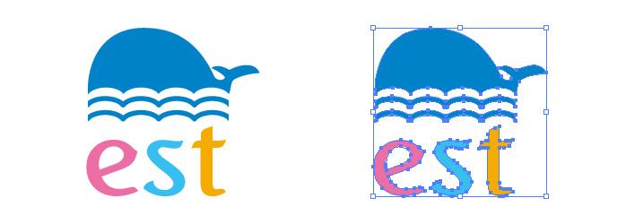 シーモールest(エスト)のロゴマーク