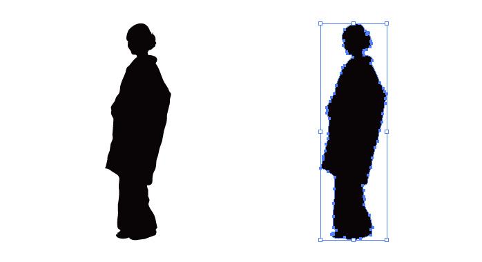 横向き 女性