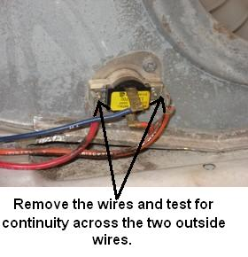 Frigidaire Dryer No Heat Repair Guide
