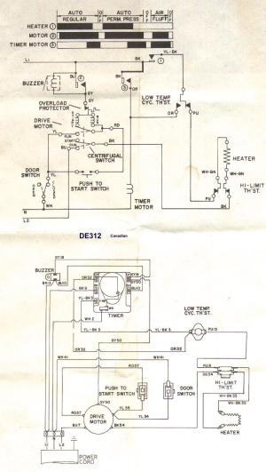 SOLVED: Need belt diagram for Whirlpool Dryer LER5636P  Fixya