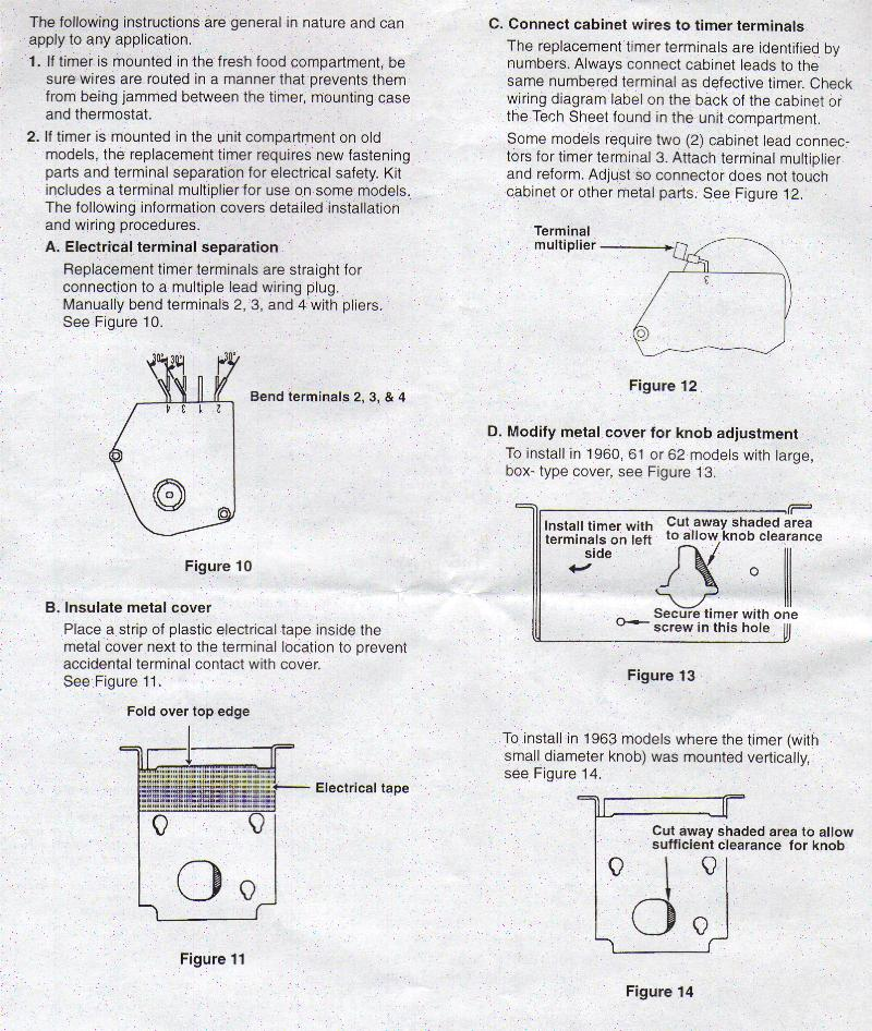 Precision Defrost Timer Wiring Diagram Aprilaire 600