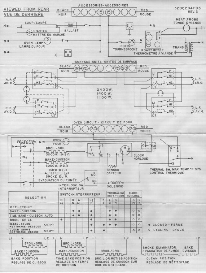 ge electric stove wiring diagram ge image wiring general electric range wiring diagram wiring diagram on ge electric stove wiring diagram