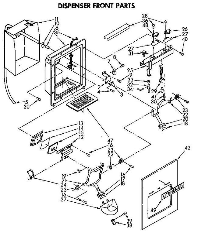 Roper Refrigerator Compressor Wiring Diagram