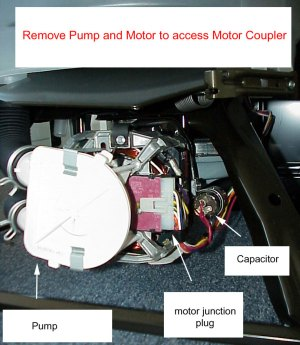 Direct Drive Washer Motor Help   Appliance Aid