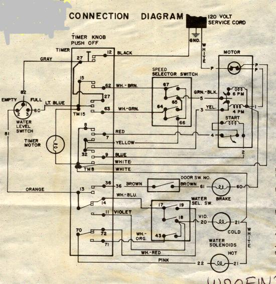 general electric washer wiring diagram wiring diagram ge hotpoint jc penny washer repair manual