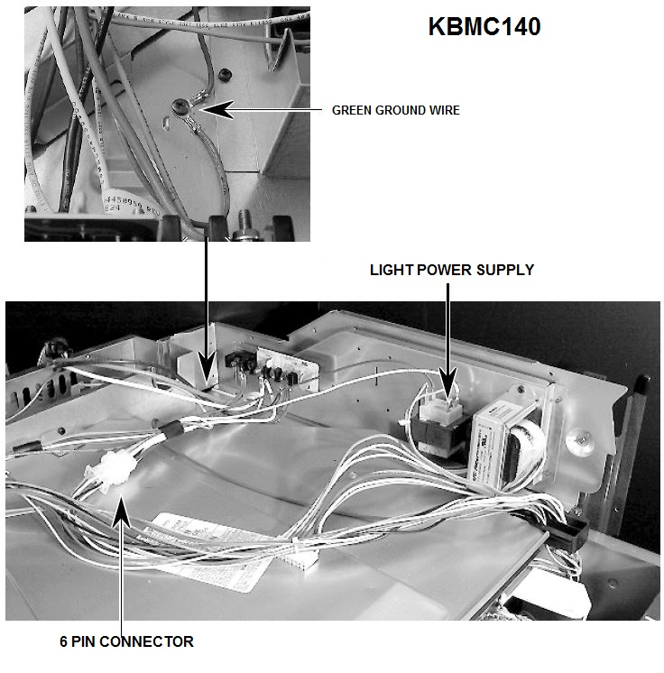kitchenaid superba model kbmc140hss03