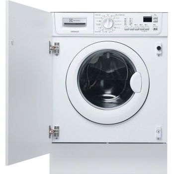 Electrolux EWG127410W Built in A Rated Washing Machine