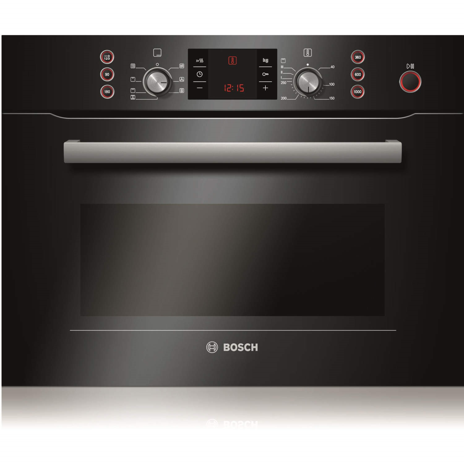 bosch hbc84e663b exxcel compact built in combination microwave oven