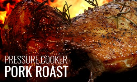 Delicious Pressure Cooker Pork Roast For You