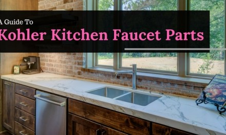 A Guide To Kohler Kitchen Faucet Parts