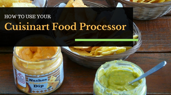 How to use your Cuisinart Food Processor - Our Magnified Manual