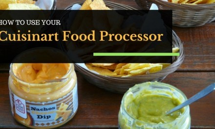 How to use your Cuisinart Food Processor – Our Magnified Manual