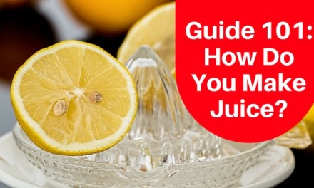 Guide 101 – How Do You Make Juice?