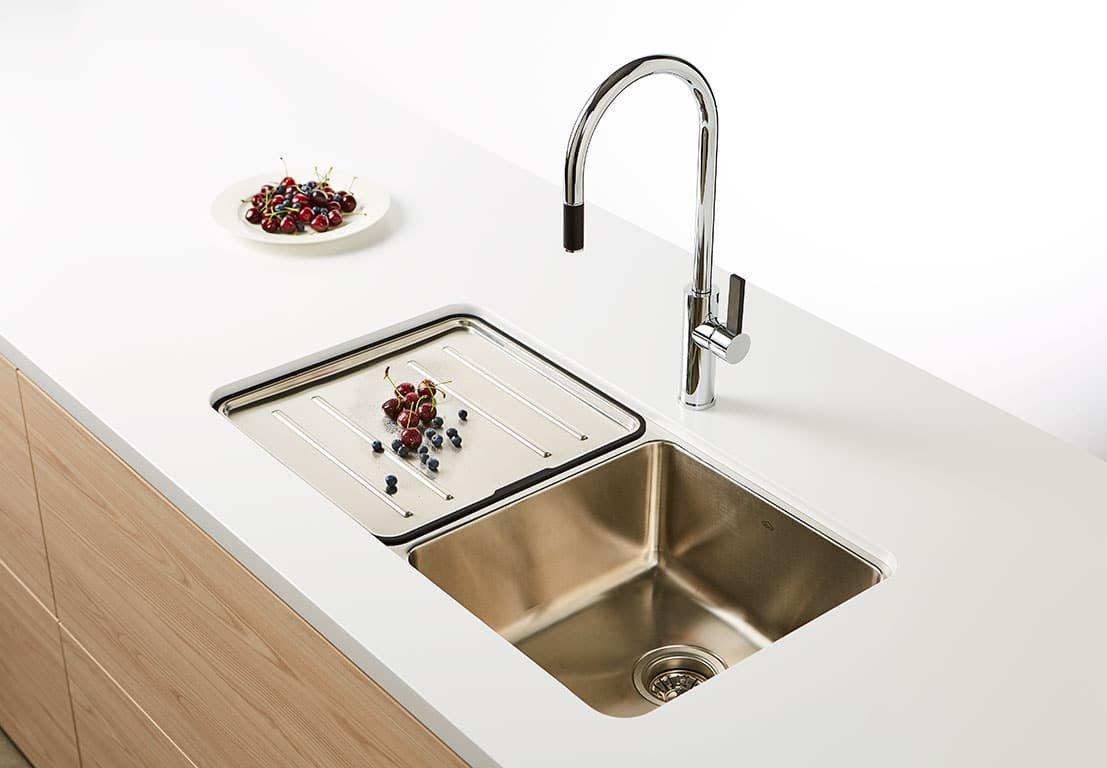 abey lg200u lago double bowl undermount sink