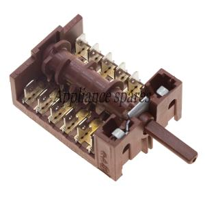 DEFY 6 POSITION MULTIFUNCTION OVEN SELECTOR SWITCH 7LA
