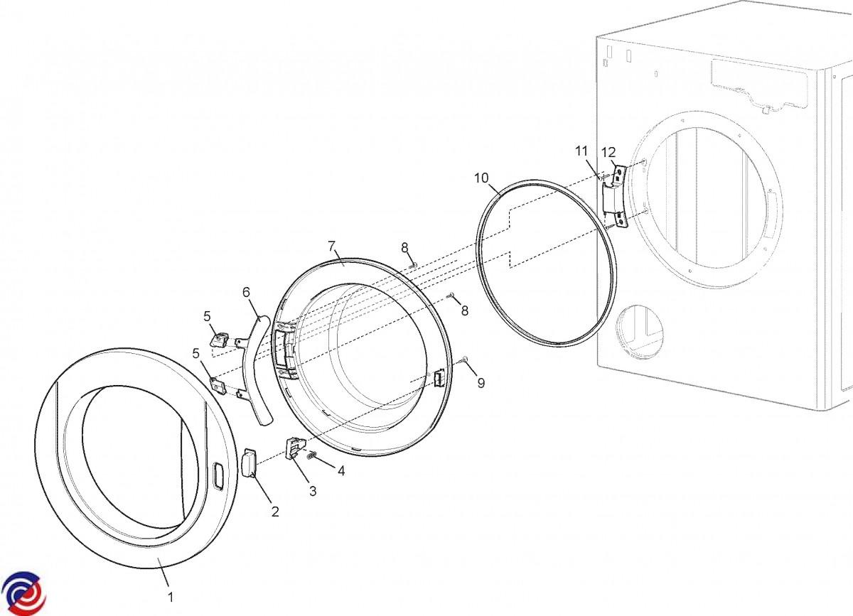 Electrolux Edv605 Wiring Diagram