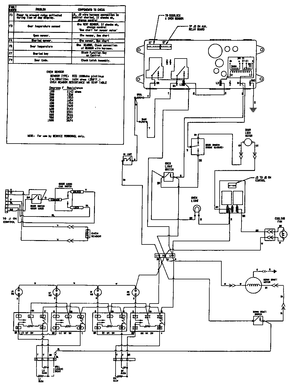Diagram Oven Kenmore Wiring 363 9378810 Explained Diagrams 80 Series Dryer Fuse Free Download Microwave Parts