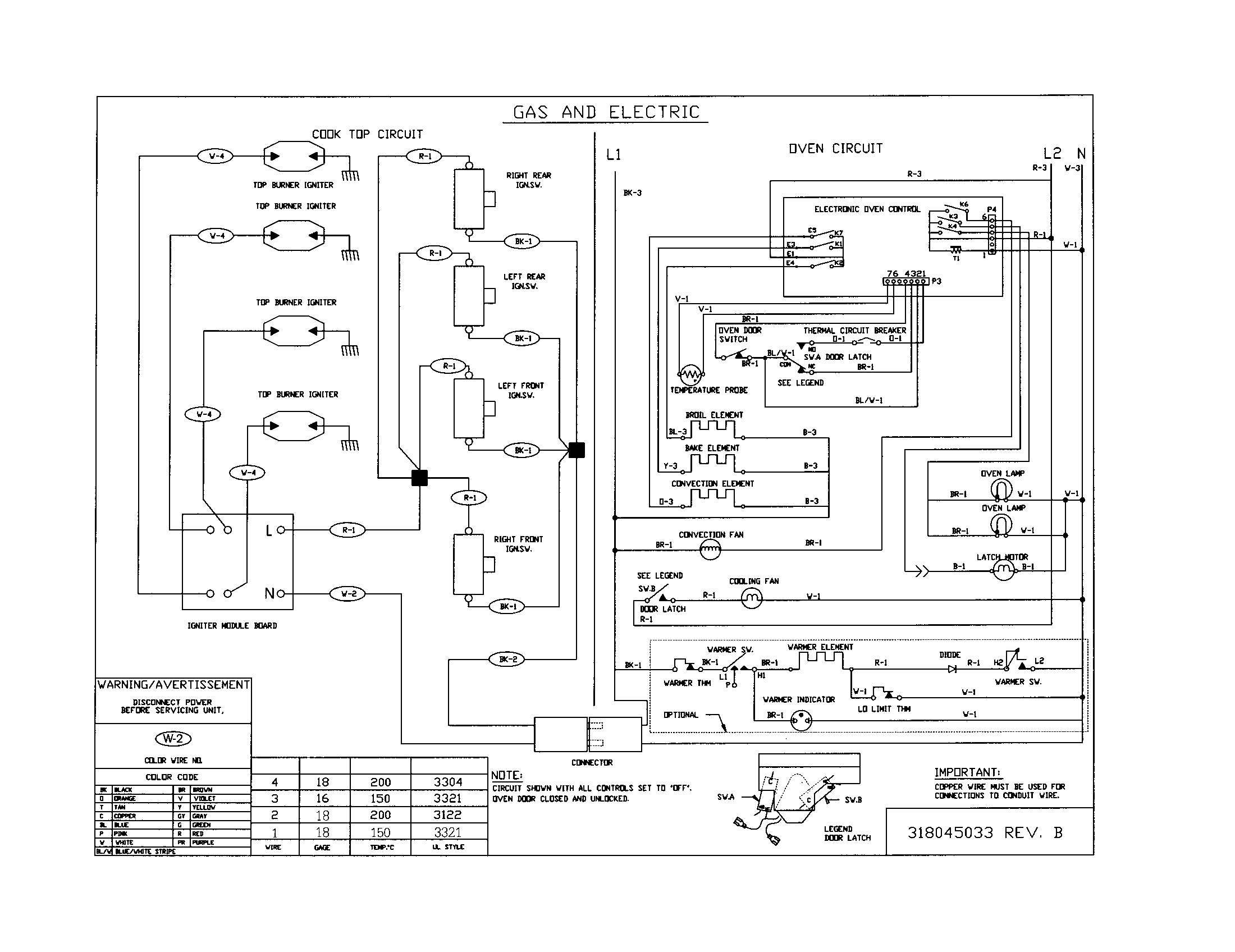 Kenmore Freezer Wiring Diagram