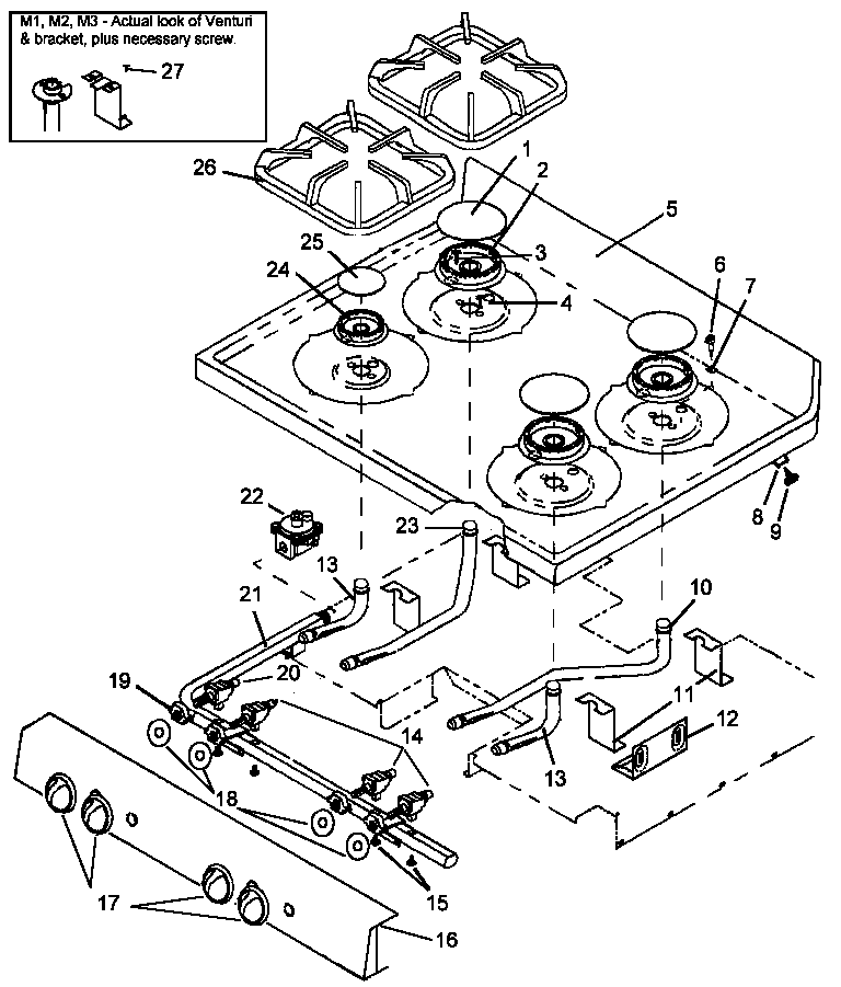 Magic Chef Microwave Schematics