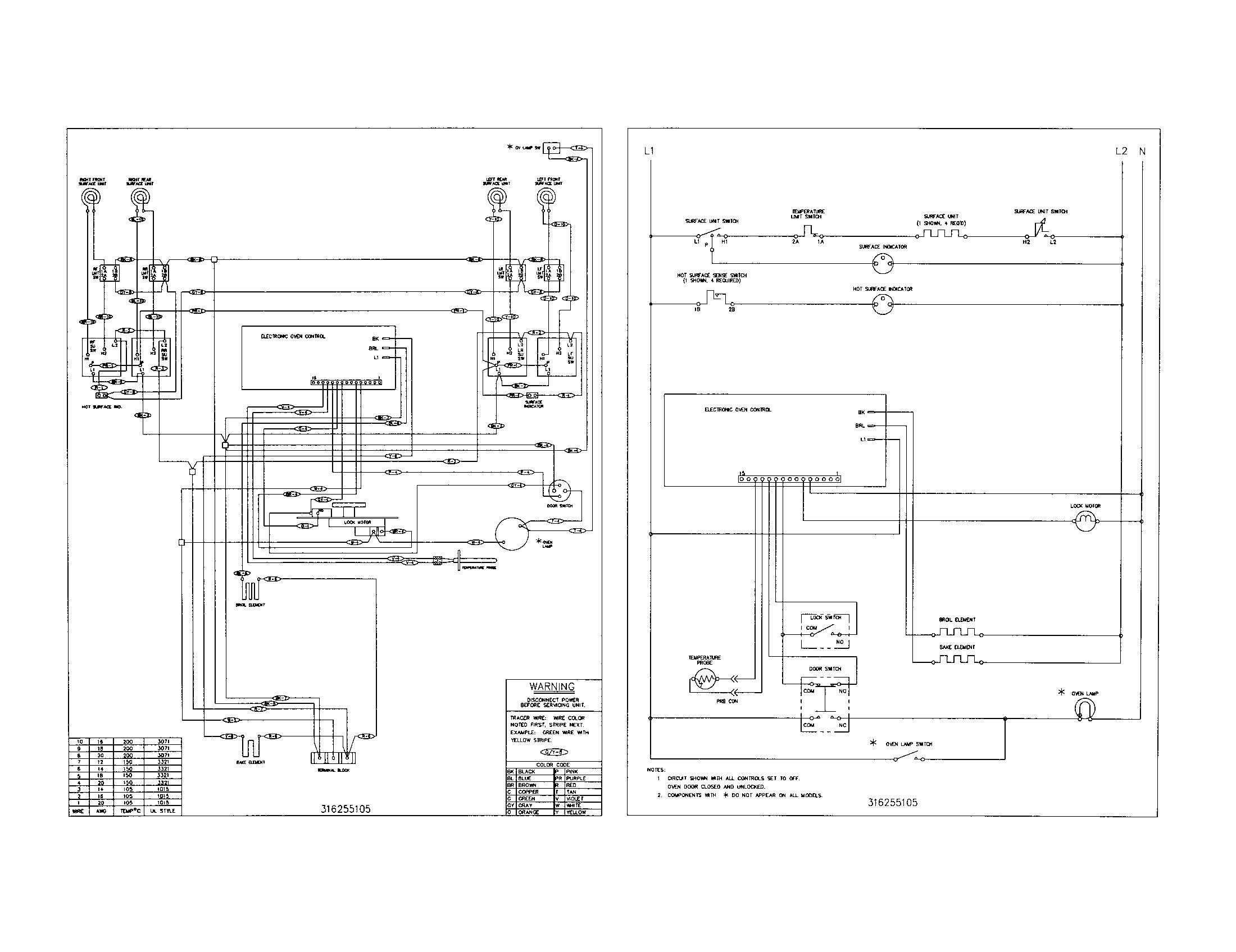 Frigidaire Fef366awa Electric Range Timer