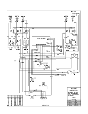 Frigidaire GLEF378CQB Electric Range Timer  Stove Clocks