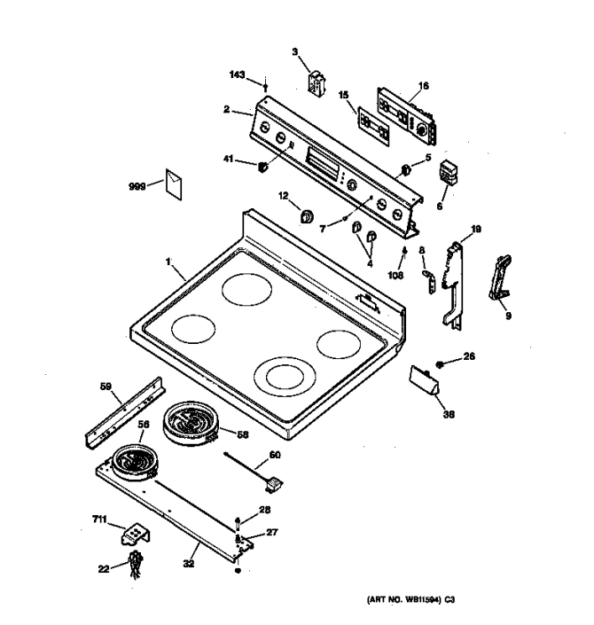 ge range schematic  top wiring diagram gallery diode