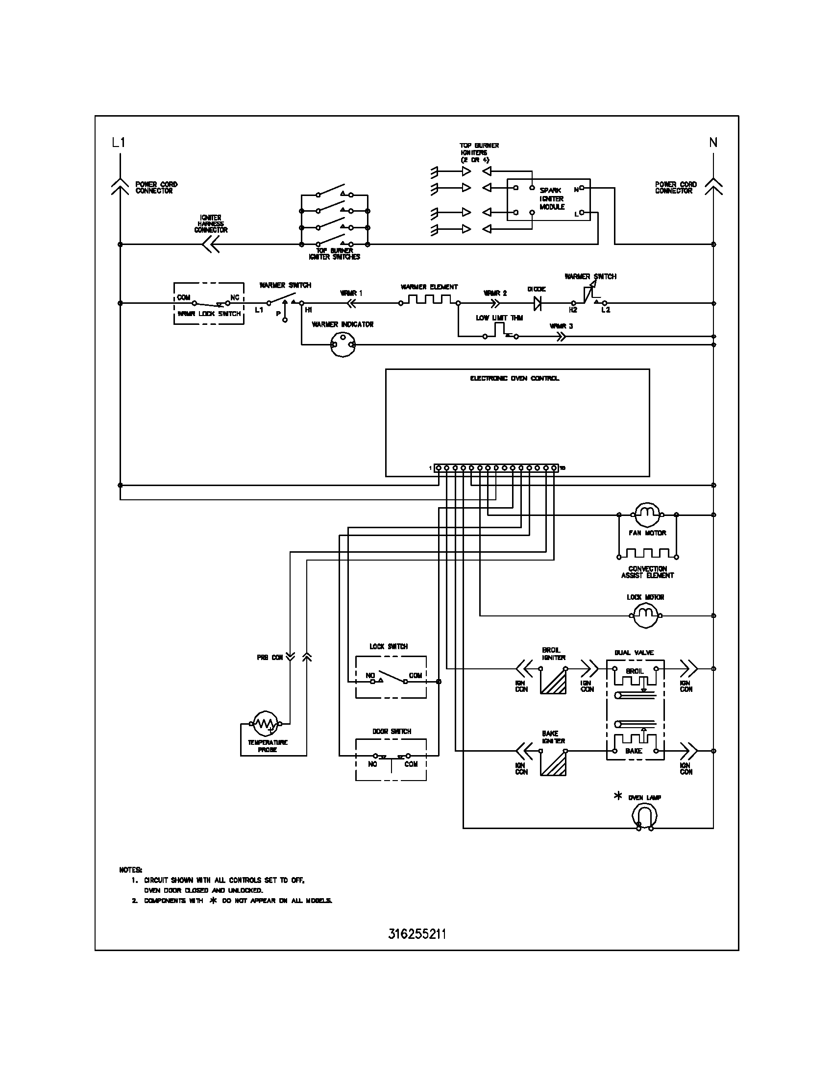 Electrolux Appliance Manuals Refrigerator Wiring Schematic